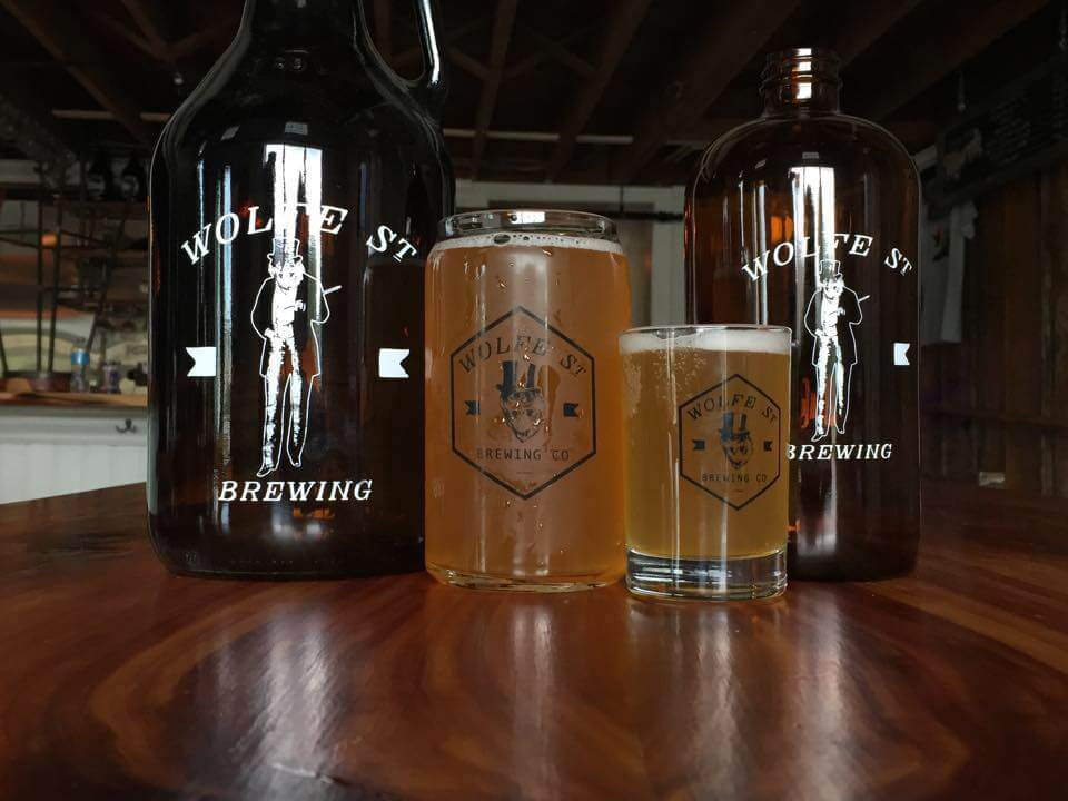 Restless Moons Brewing Company Shenandoah Beerwerks Trail